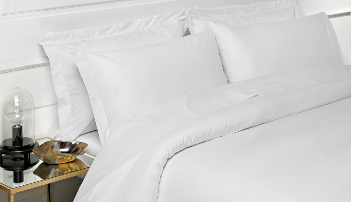 White Bedding